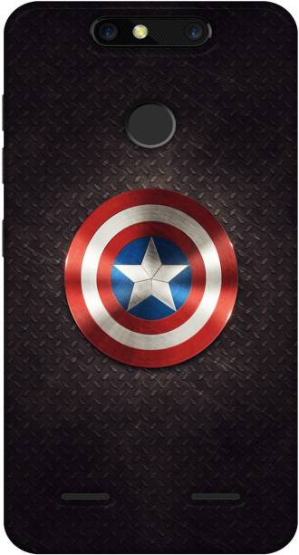 Sswastik Back Cover for ZTE Blade V8 Mini Back Cover, Back Case