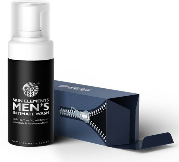 Skin elements Intimate Wash for Men with Tea Tree Oil (120 ml)