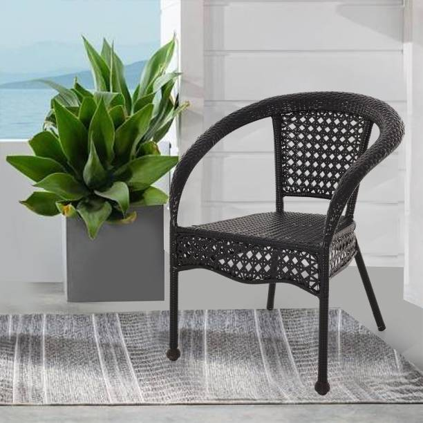 RoyalOak Royaloak Seal Outdoor Chair in Rattan Natural Fiber Outdoor Chair