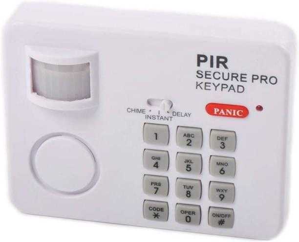 Cpixen MM-548 Wireless Motion Sensor Alarm with Security Keypad for Home, Office, Door, Garage, Shed Door & Window Door Window Alarm