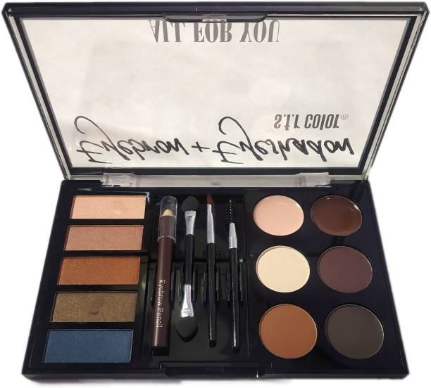 s.f.r color Eye Shadow/Eyebrow Creem & Color 2in1 kit Palette 30 g