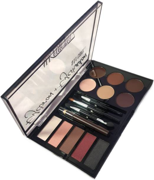 s.f.r color 2in1 kit Palette All For You Eye Shadow/Eyebrow Creem & Color 30 ml