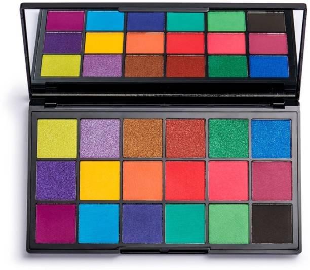 Makeup Revolution Revolution X Tammi Tropical 18 g