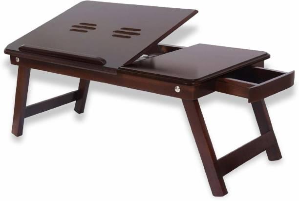 Amaze Shoppee Multi-purpose Foldable Wood Portable Laptop Table