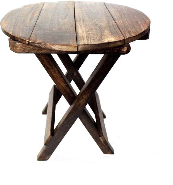 Green Wood Green Wood Folding table Solid Wood Side Table
