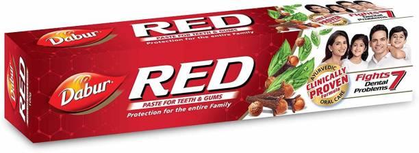 Dabur Red Ayurvedic Toothpaste - 200 gms Toothpaste