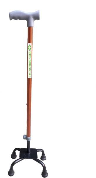 KDS SURGICAL 4 Leg Copper Walking Stick