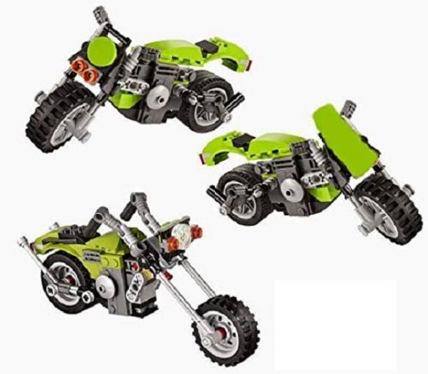 TEMSON 1 Educational Blocks Learning Bricks Toy for Kids (3109)