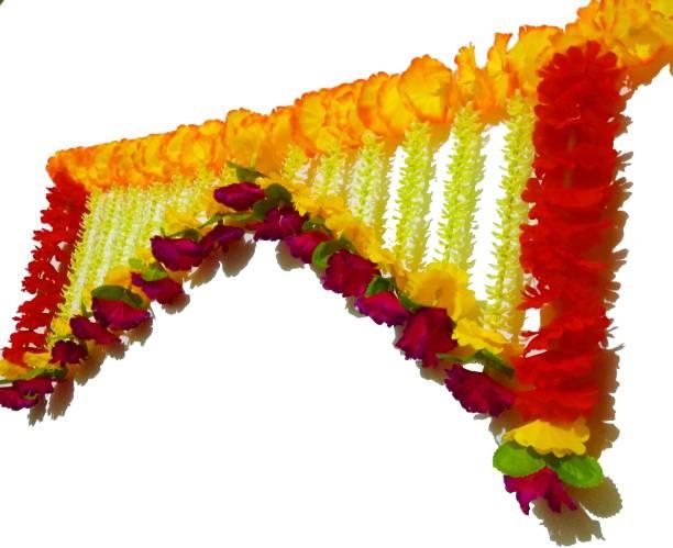 Afarza artificial flower toran for door hanging home decoration diwali decoration Toran