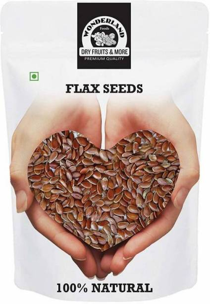 WONDERLAND Brown Flax Seeds