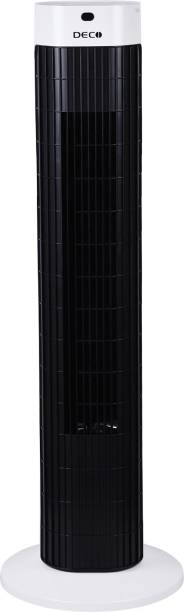 Deco Air Tower DIGI Indoor Fan With Remote (45 Watts) - 1 Unit Tower Fan
