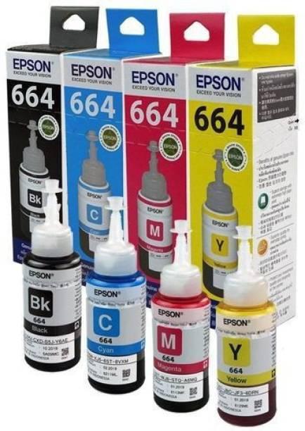 Epson 664 Tri-Color Ink Bottle