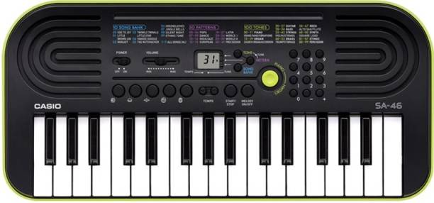 CASIO SA-46 KM13 Digital Portable Keyboard