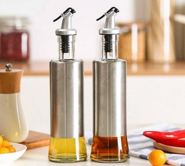 Ramkuwar 500 ml Cooking Oil Dispenser Set