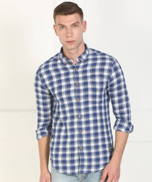 c7d00eb7ed7 Men s Casual Shirts - Buy Casual shirts for men online at best ...