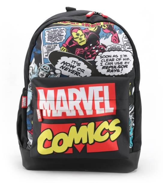 7280aa8915 Marvel GENUINE LICENSED AVENGER BACKPACK 17 INCH - HMHMBP 74111-MV 20 L  Backpack