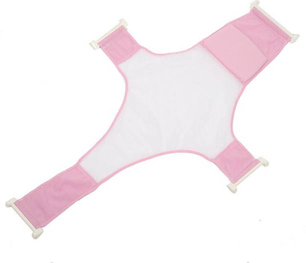RKPM Newborn Baby Bath Seat Support Net Bathtub Mesh (Bathtub Not Included) Baby Bath Seat