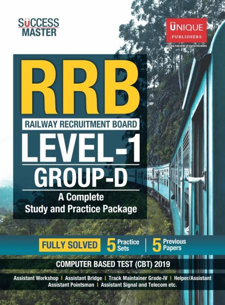 RRB Level-1 Group D English