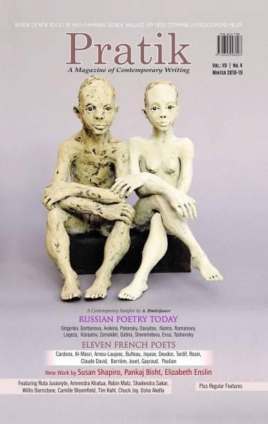 Pratik : A Magazine of Contemporary Writing-Russian Poetry Today