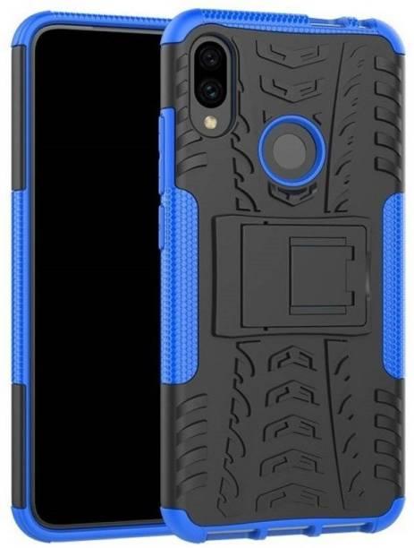 Flipkart SmartBuy Back Cover for Mi Redmi Note 7 Pro