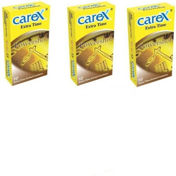 CAREX powershot Condom