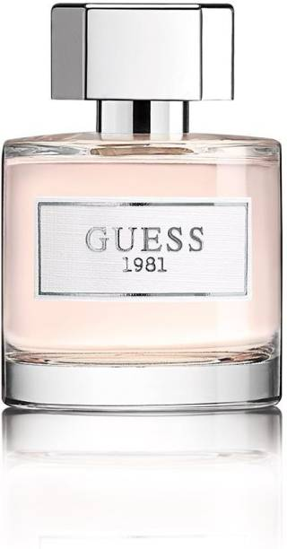 GUESS 1981 W Eau de Toilette  -  50 ml