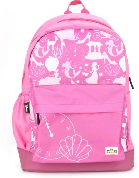 DISNEY GENUINE LICENSED PRINCESS BACKPACK  17 INCH - HMHMPB 30413 PRINCESS Waterproof School Bag