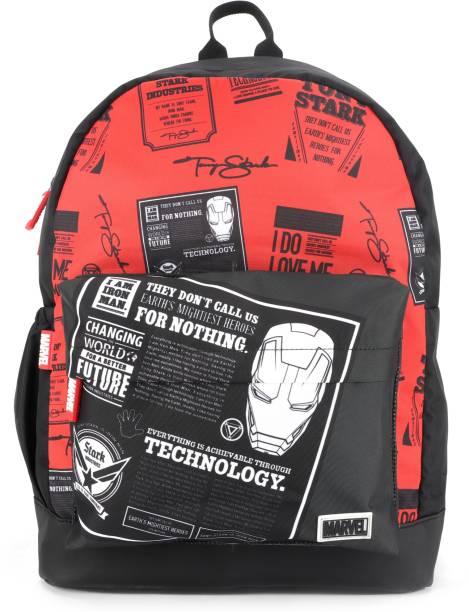 796599a1c2336b Marvel GENUINE LICENSED IRONMAN BACKPACK 17 INCH - HMHMPB 74118 MVEL  Waterproof School Bag