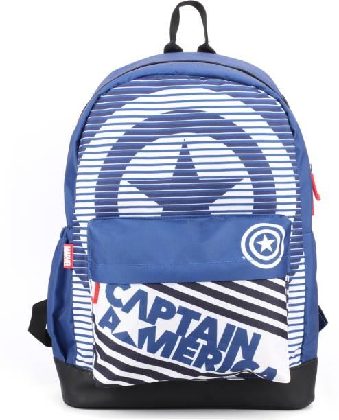 496d799b54 Marvel GENUINE LICENSED CAPTAIN AMERICA BACKPACK 17 INCH - HMHMPB 74117-MV  20 L Backpack