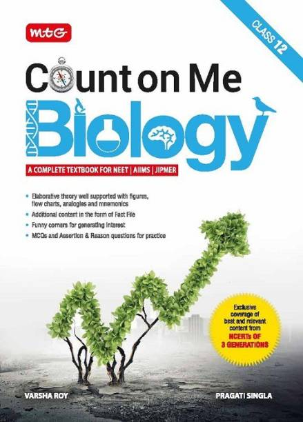 Count on me Biology Class 12