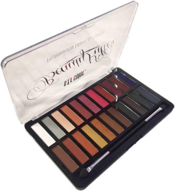 s.f.r color Professional Makeup-Palette Beauty-Killers 22 39.2 g