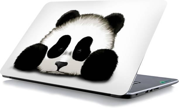 RADANYA Panda Laptop Skin 85015 Vinyl Laptop Decal 15.6
