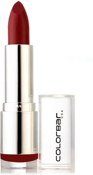 COLORBAR Branded Velvet Touch Matte Lipstick ( Heart & Tarts )
