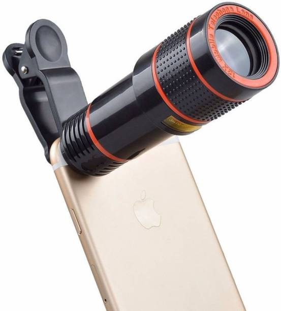 d8539a2da13614 Piqancy 8X Zoom Mobile Phone Telescope Lens with Adjustable Clip For All  Smartphone Mobile Phone Lens
