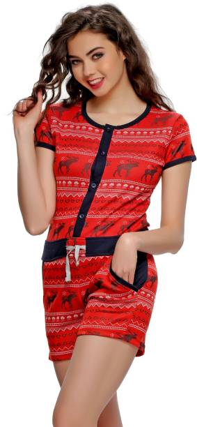 f01c5e28314 Red Jumpsuit - Buy Red Jumpsuit Online at Best Prices In India ...