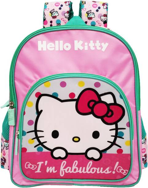 74a6e84fd Hello Kitty School Bags - Buy Hello Kitty School Bags Online at Best ...