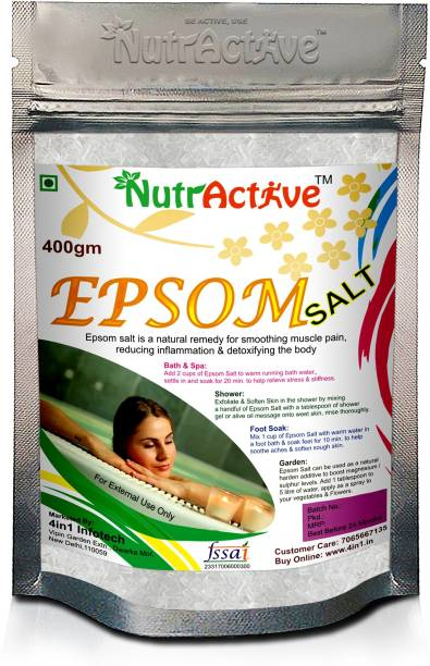 NutrActive Relaxation and Pain Relief - 400 gm(1pack)