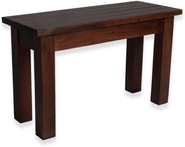 Suncrown Furniture Sheesham Wood Solid Wood 2 Seater