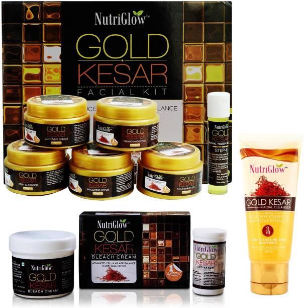 NutriGlow Gold Kesar Makeup Mania Summer Special Combo