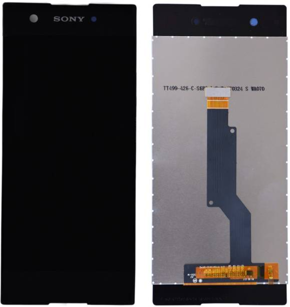 OgCombo Super AMOLED Mobile Display for Xperia XA1 black sony XA1