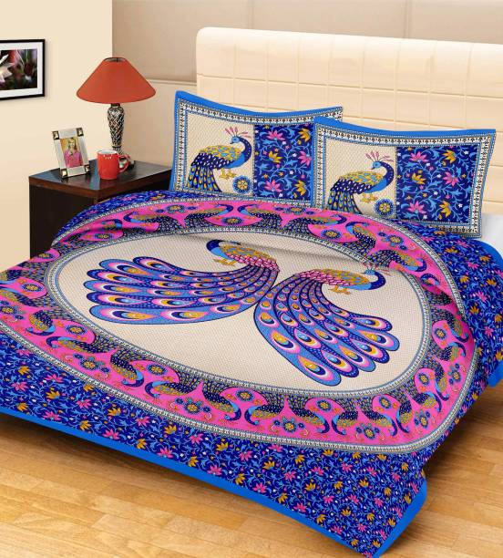 d435057cb0b Single   Double Bedsheets starting from 299 at Flipkart