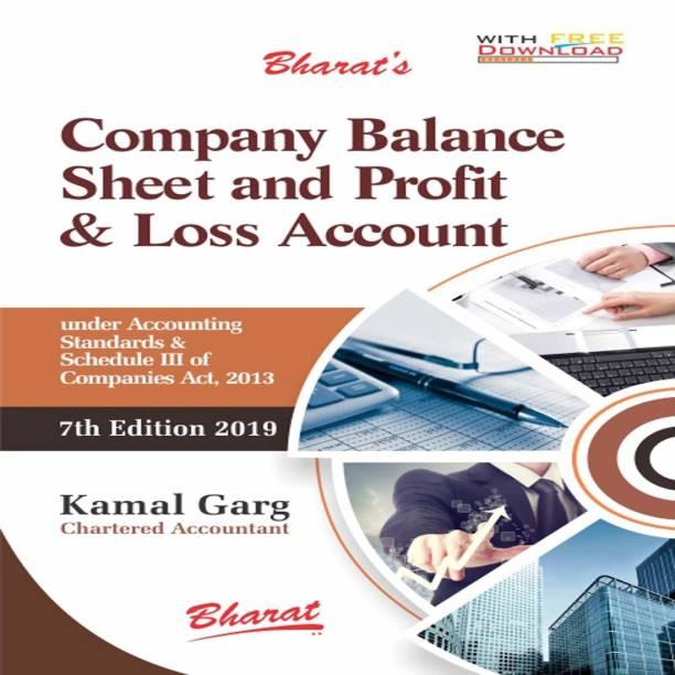 Company Balance Sheet and Profit & Loss Account