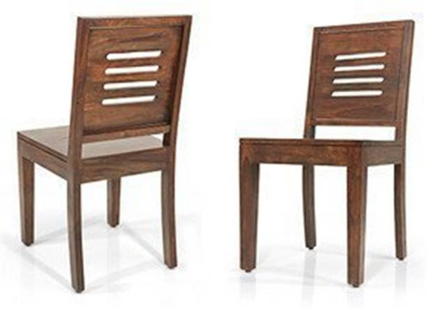 Divine Arts Sheesham Wood Solid Wood Dining Chair