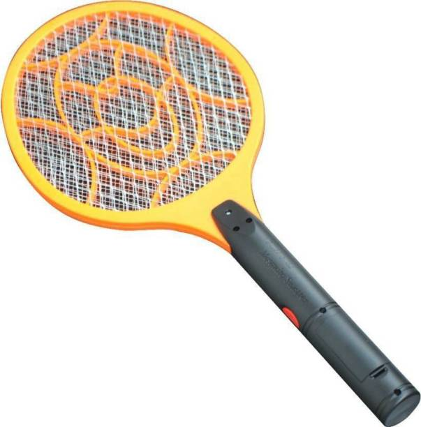 ROBMOB ™Rechargeable Mosquito Bat & Racket with Led Torch (Multicolour) Electric Insect Killer(Bat) Electric Insect Killer