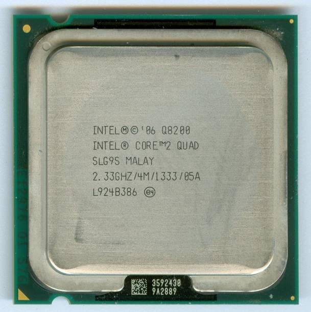 Intel Core 2 Quad Q8200 2.33 GHz LGA 775 Socket 4 Cores 4 Threads Desktop Processor