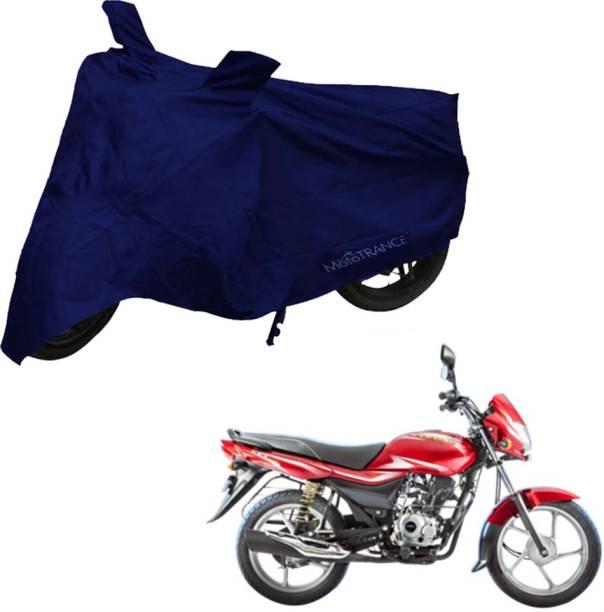 MOTOTRANCE Two Wheeler Cover for Bajaj