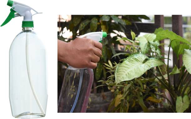 INDOPOWER Multipurpose Home & Garden Water Spray Bottle GREEN NOZZLE . 80 ml Wheel Tire Cleaner