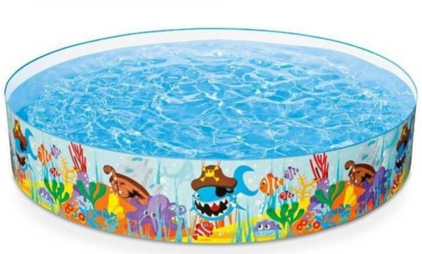 SBJCollections 4 Feet Kids Water Pool Bath Tub Swimming Pool Bath Toy