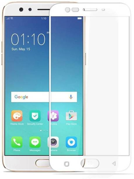 THOGAI Tempered Glass Guard for Oppo F3 Plus
