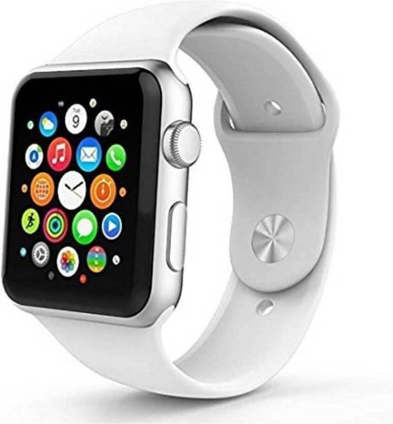 STROMBUCKS Best & Orignal White Strap Regular Smartwatch